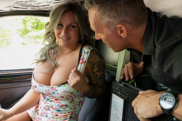 The Fascination of Big Boobs ft Marcus London - FakeHub.com