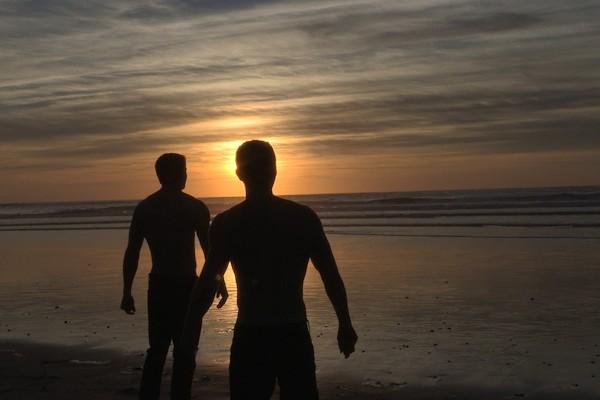 Lane & Oliver: Bareback - Best Gay Sex