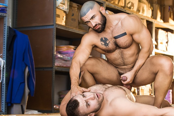 Heart's Desire - feat Diego Reyes, Francois Sagat