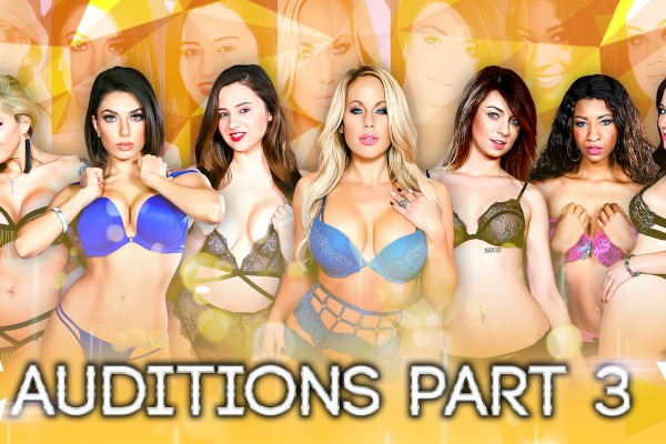 Season 2 - Auditions Part 3 - Olivia Austin, Nikki Benz, Eva Lovia, Nina Elle, Jessica Ryan, Aspen Ora, Elektra Rose