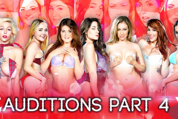 Season 2 - Auditions Part 4 - Cassidy Klein, JoJo Kiss, Nikki Benz, Eva Lovia, Harlow Harrison, Lauren Phillips, Hope Howell, Lyra Law, Iris Rose