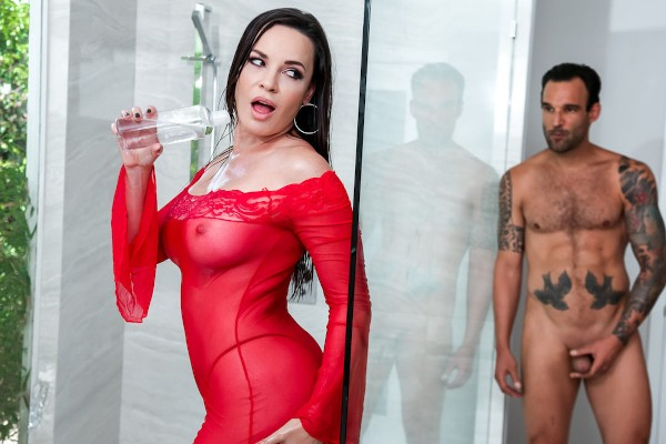 Drenched And Dicked - Alex Legend, Dana DeArmond