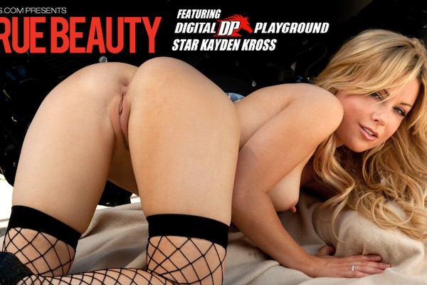 True Beauty - Kayden Kross - Babes