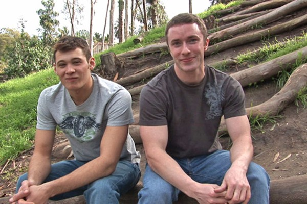 Ethan & Oscar - Best Gay Sex