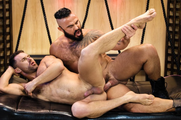 Art Of Domination Part 1 - feat Jessy Ares, James Castle