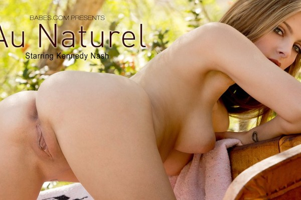 Au Naturel - Kennedy Nash - Babes
