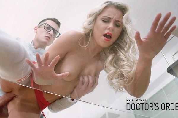 Doctor's Orders - Lola Myluv, Charlie Dean - Babes