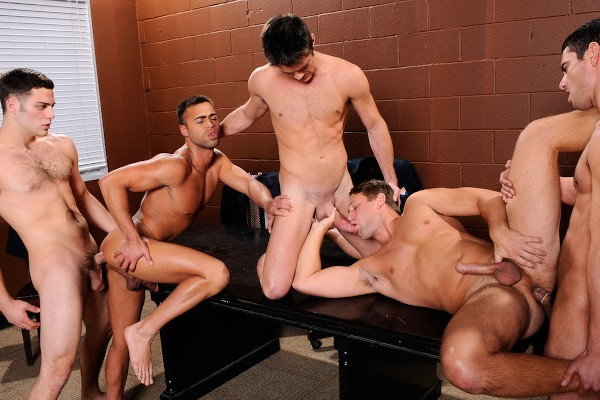 The Gay Frat - feat Bobby Clark, Tommy Defendi, Mike De Marko, Donny Wright, Micah Brandt
