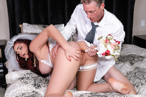 The Cum Spattered Bride Ryan McLane Porn Video - Reality Kings