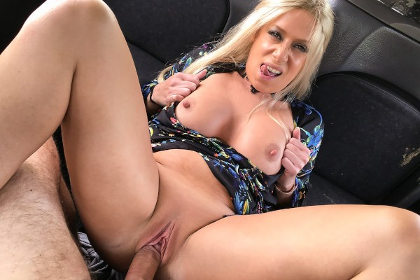 Watch Sasha Steele in Squirting blonde fingered & fucked