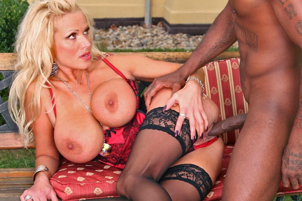 Watch Sharon Pink in Trim My Pussy Mr. Gardener