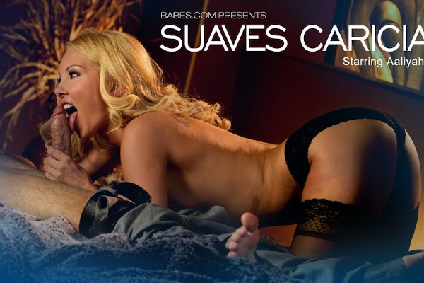 Suaves Caricias - Aaliyah Love, Logan Pierce - Babes