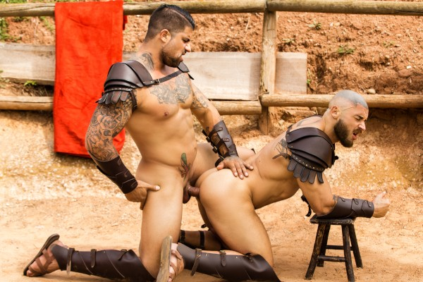 Sacred Band Of Thebes Part 2 - feat Ryan Bones, Francois Sagat