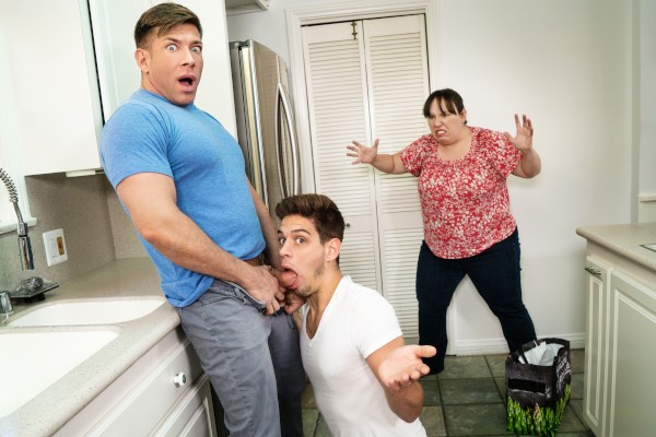 Get Your Dick Outta My Son - Part 3 - Michael DelRay, Bruce Beckham, Zander Lane