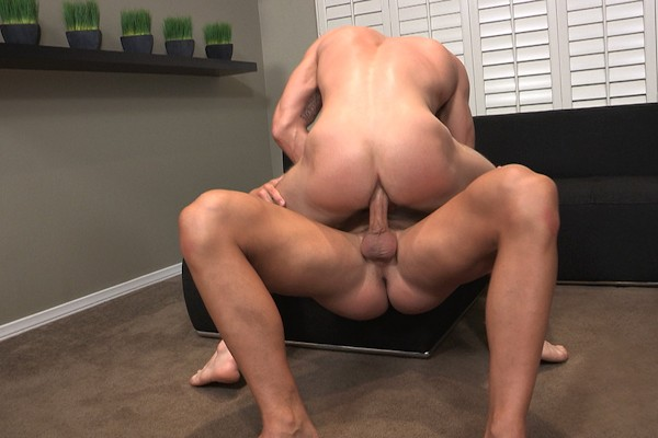 Tate & Jack: Bareback - Best Gay Sex