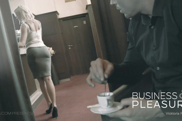 Business and Pleasure - Leny Ewil, Vicktoria Redd - Babes