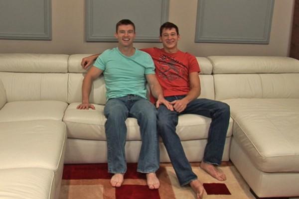 Oscar & Dennis - Best Gay Sex
