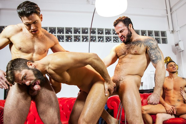 Lost Boy Part 3 - feat Will Braun, Jessy Ares, Paddy O'Brian, Hector De Silva, Klein Kerr