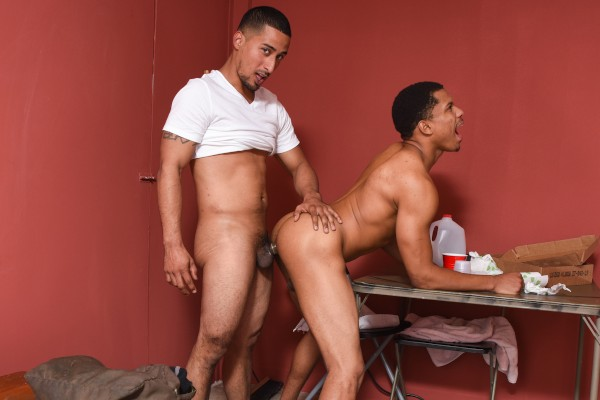 Brett Dover & Javen Lucciono - Best Gay Sex