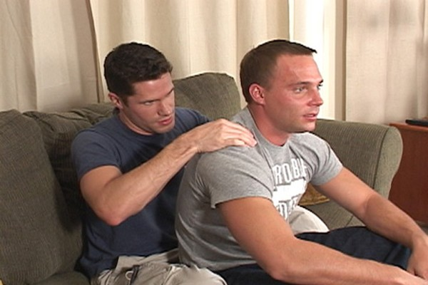 Blowing Logan - Best Gay Sex