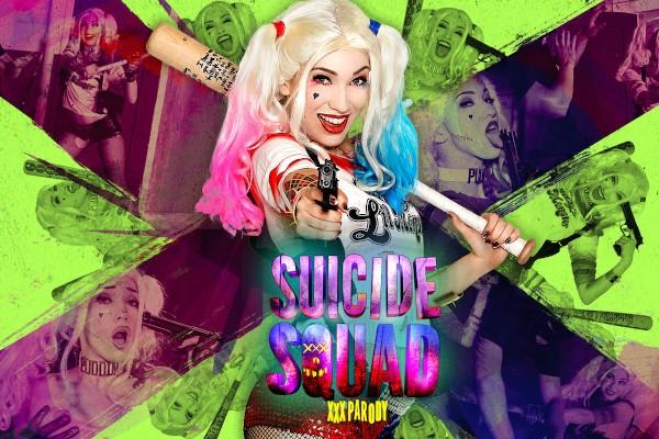 Suicide Squad: XXX Parody - Isiah Maxwell, Aria Alexander