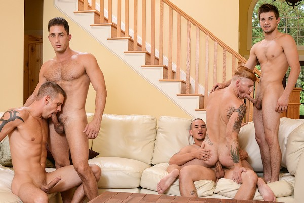 Stop In - feat Johnny Rapid, Darin Silvers, Bennett Anthony, Adam Bryant, Armando De Armas