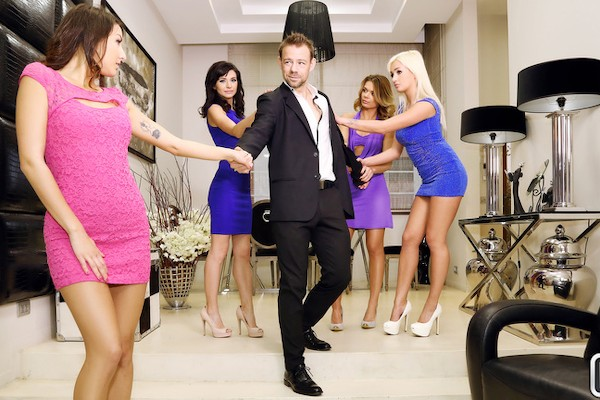 Meeting The Girls Erik Everhard Porn Video - Reality Kings