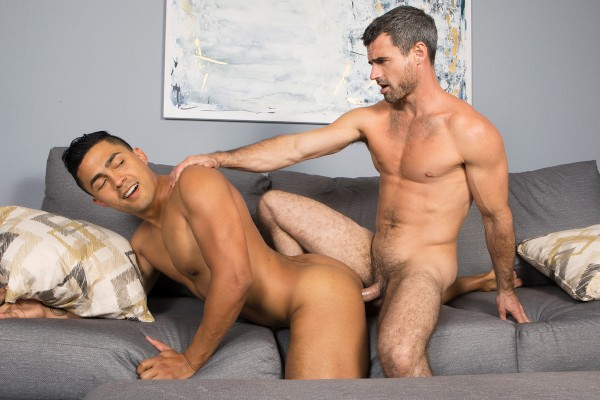 Daniel & Asher: Bareback - Best Gay Sex