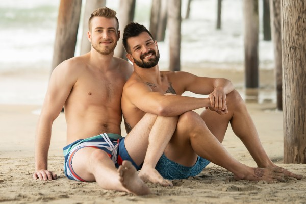 Brysen & Kurt: Bareback - Best Gay Sex
