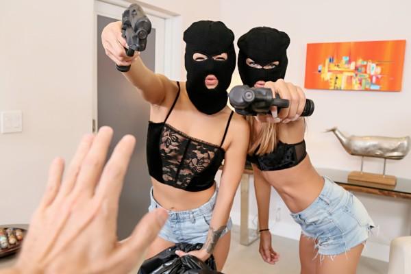 Watch Tony Rubino, Evelin Stone, Charity Crawford in Prank Whores Sexy Robbery