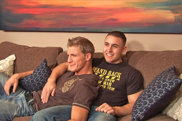Matt & Jason - Best Gay Sex