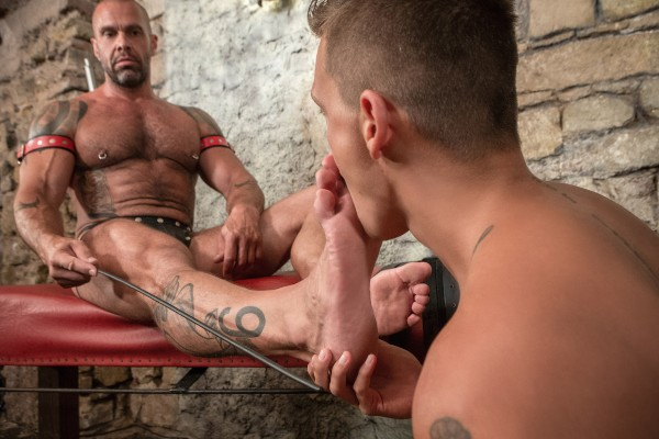 Watch Dom Ully, Bruno Turbo in Caged And Ready