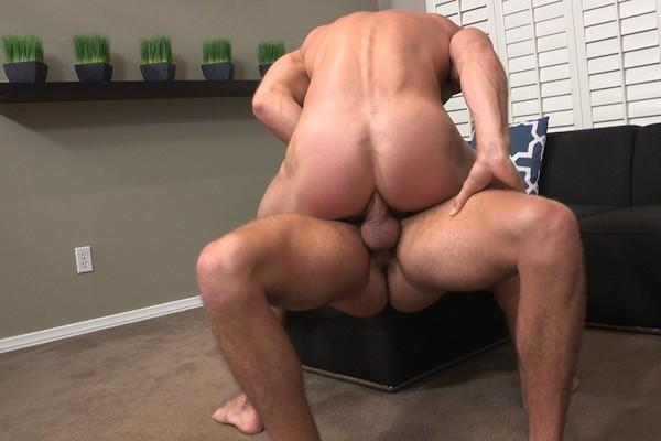 Dusty & Jordan: Bareback - Best Gay Sex