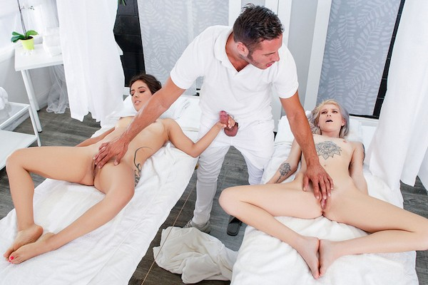 Sapphic Spa Day Danny Mountain Porn Video - Reality Kings