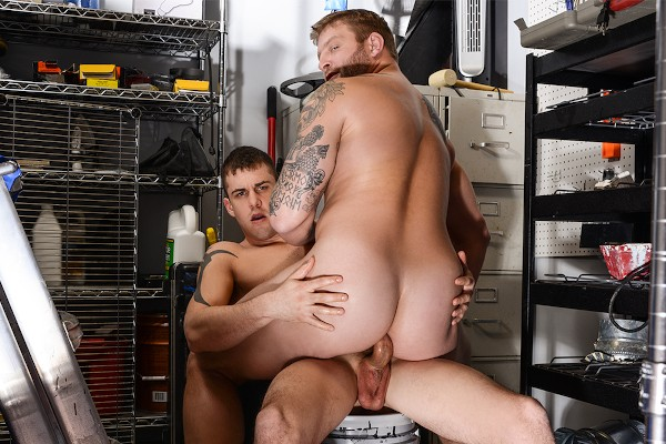 Janitor's Closet Part 3 - feat Colby Jansen, Darin Silvers