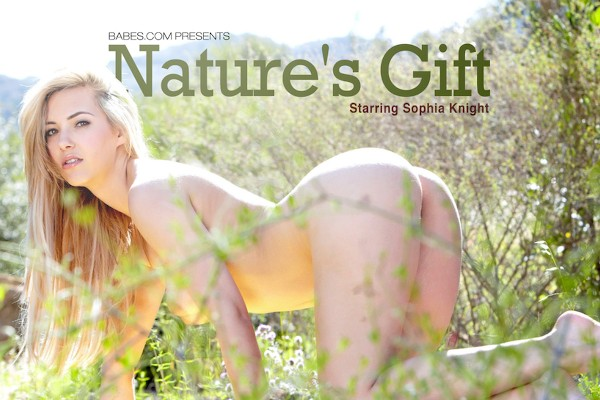 Nature's Gift - Sophia Knight - Babes
