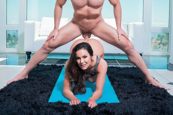 Kendras Workout with Charles Dera, Kendra Lust at milfhunter.com