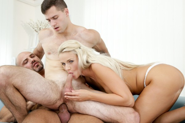 Bi Curious #05 Scene 3 Bisexual Orgy on Bi Empire with Billy