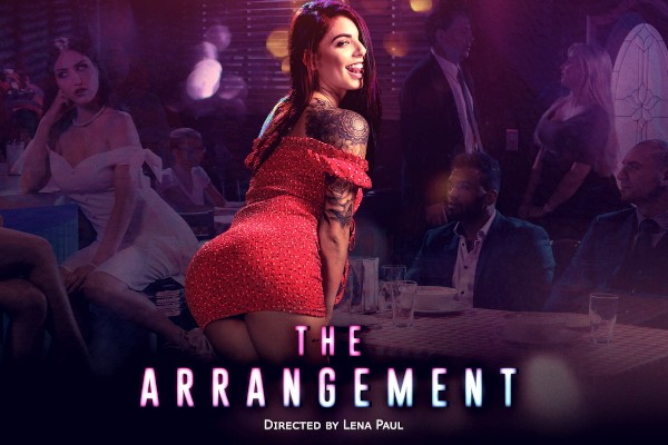 The Arrangement - Gina Valentina, Jade Kush, Stirling Cooper, Jade Baker