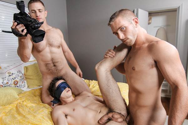 My Two Gay Sons Part 3 - Will Braun, Landon Mycles, Scott Riley