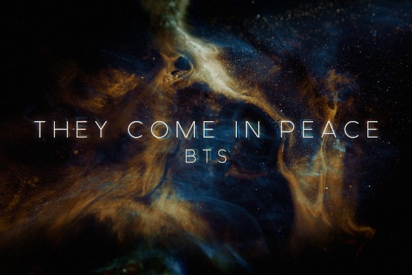 They Come In Peace BTS -