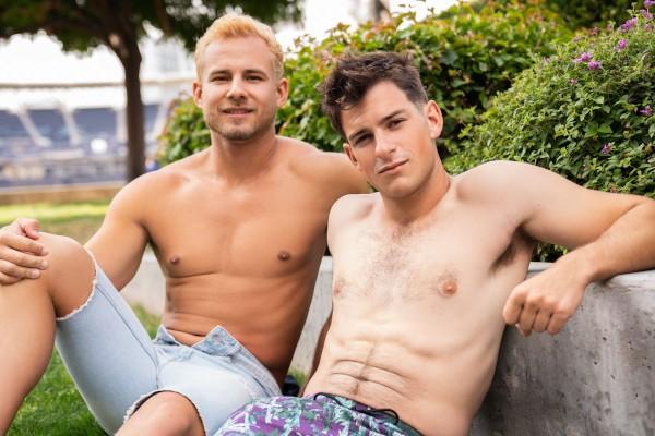 Archie & Josh: Bareback - Best Gay Sex