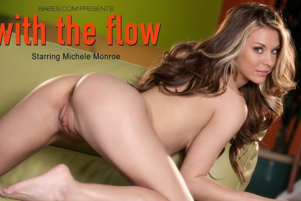With The Flow - Michele Monroe - Babes