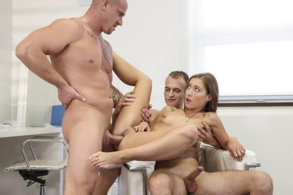 Bi Stepbrothers 5: Scene 2 Bisexual Orgy on Bi Empire with Max Born