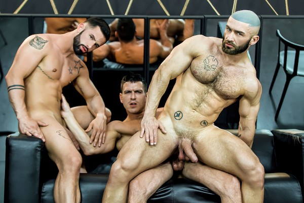 Dream Fucker Part 3 - feat Paddy O'Brian, Sunny Colucci, Francois Sagat