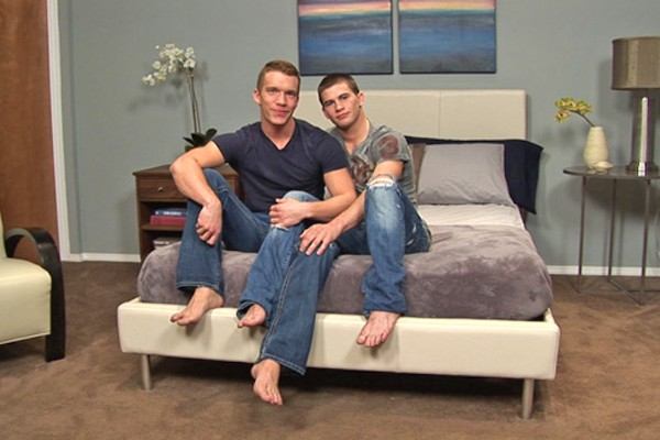 Ben & Jamie - Best Gay Sex