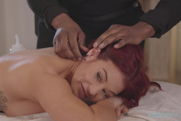 "Hot Milf Ryder Skye gets a ""happy ending"" from her BBC masseur with Ryder Skye at 8thstreetlatinas.com"