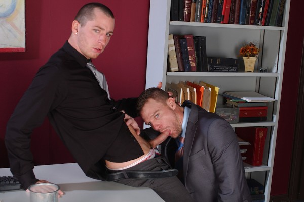 Office Chase - feat Steven Daigle, Travis Irons