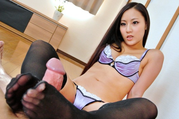 Erito porn - Sexy Stocking Foot Job