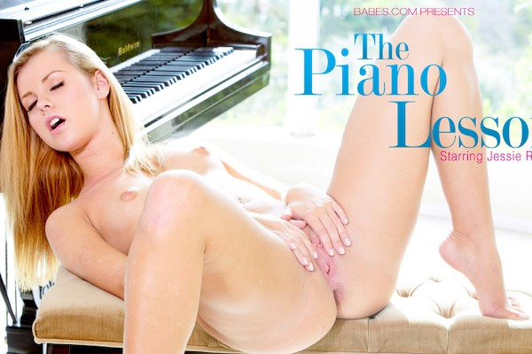The Piano Lesson - Jessie Rogers - Babes